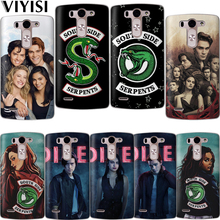 American TV Riverdale Series Cole Sprouse Case For LG G6 V30 Q6 Q7 Q8 G7 XPower 2 K7 K8 K10 2017 2018 XScreen Etui Coque Cover
