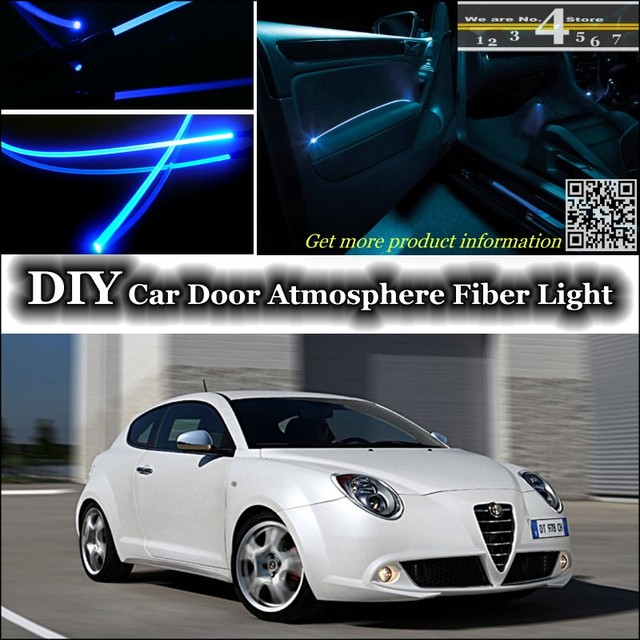 for alfa romeo mito ar interior ambient light tuning. Black Bedroom Furniture Sets. Home Design Ideas