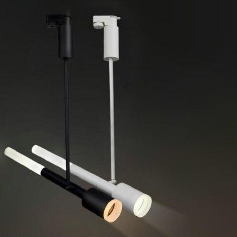 led luz pista 15w cob cree chip dos eua igual a 150w lampada halogena light