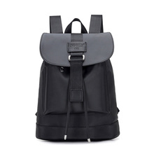 Waterproof Oxford Backpack Small College Fashion Women's Backpacks For Teenage Girls Ladies Bags Travel Black School Bag Laptop