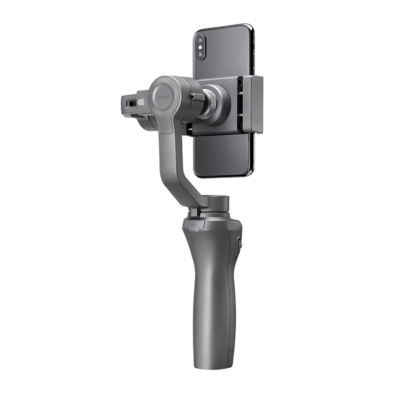 DJI Osmo Mobile 2 3-Axis Handheld Stabilizer for Smartphone 3-axis Handheld Gimbal Stent Zoom Control Panorama 1