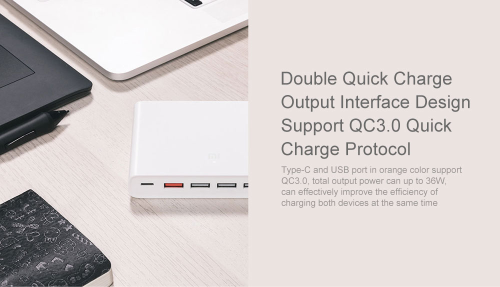 xiaomi 10 port USB charger 9