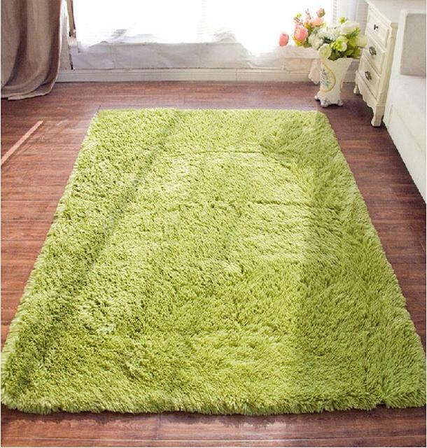 80 160cm Large Size Plush Gy Soft Carpet Area Rugs Non Slip Floor Bed