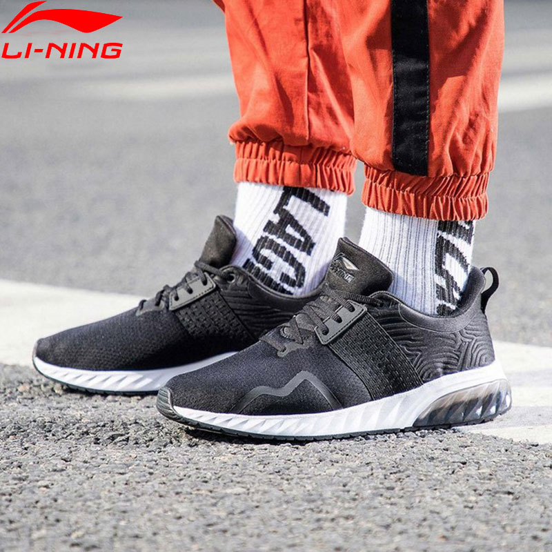 Li-Ning Men GEL GLOSS Lifestyle Shoes Wearable Anti-Slippery Cushion LiNing Fitness Sport Shoes Classic Sneakers AGCN071 YXB212Li-Ning Men GEL GLOSS Lifestyle Shoes Wearable Anti-Slippery Cushion LiNing Fitness Sport Shoes Classic Sneakers AGCN071 YXB212