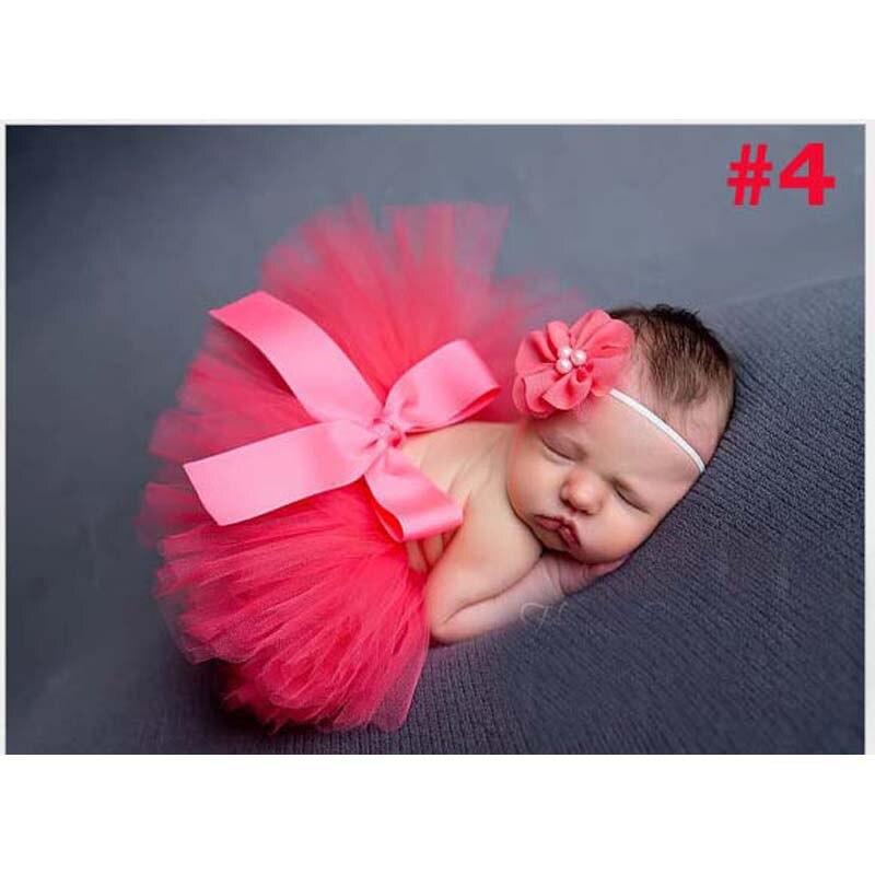 Röcke 2019 Neuestes Design Newborn Tutu Rock Baby Pettiskirt Tutu Mit Passenden Stirnband Neugeborenen Fotografie Prop Dusche Geschenk Ts001 Babykleidung Mädchen
