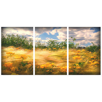 Beautiful Flower Modern Canvas Art Landscape Canvas Painting High Definition Print Waterproof For Living Room Decoration