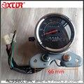 Mechanical SpeedoMeter /Retro With Gear Indicator For SUZUKI QS150 QS150-B QJIANG YAMAHA