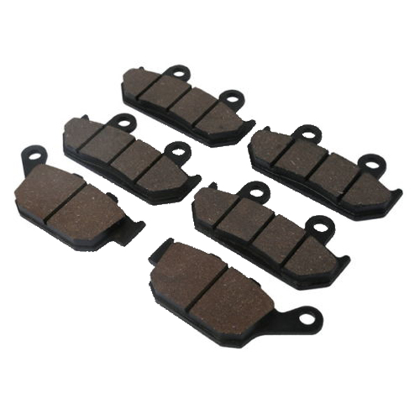 Motorcycle Sintered Motorbike Front Rear Brake Pads For HONDA VFR 400 R VFR400R 1987 - 1989 1988 New motorcycle front rear brake pads for kawasaki gpx 600 r zx600 1988 1996 gpx 750 r zx750 1987 1989 zr750 1991 1995 zx100 zx10 p04