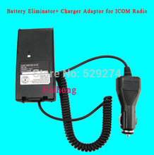 Car Radio Battery Eliminator Charger Adaptor For Icom Ic-v8 Ic-v82 A6 T3h F3gs F11(China)