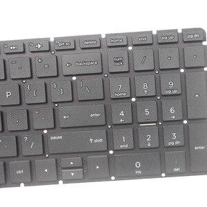 Image 3 - US laptop keyboard for HP 15 BS 250 G6 255 G6 256 G6(only keyboard) English keyboard