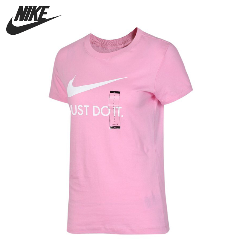 Original New Arrival  NIKE AS W NSW TEE JDI SLIM Women's  T-shirts short sleeve Sportswear