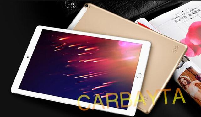 2018 NEW Octa Core 3G Tablet PC 4GB RAM 32GB ROM Dual Cameras 5MP Android Tablet 10.1 inch P80 Handheld computers 2