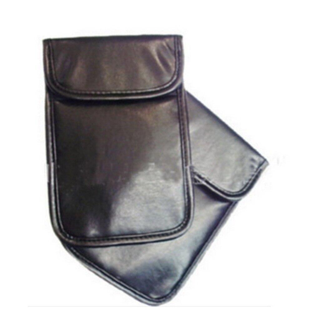 45pcs Anti-Scan Card Sleeve PU Bag Ok For 5.8