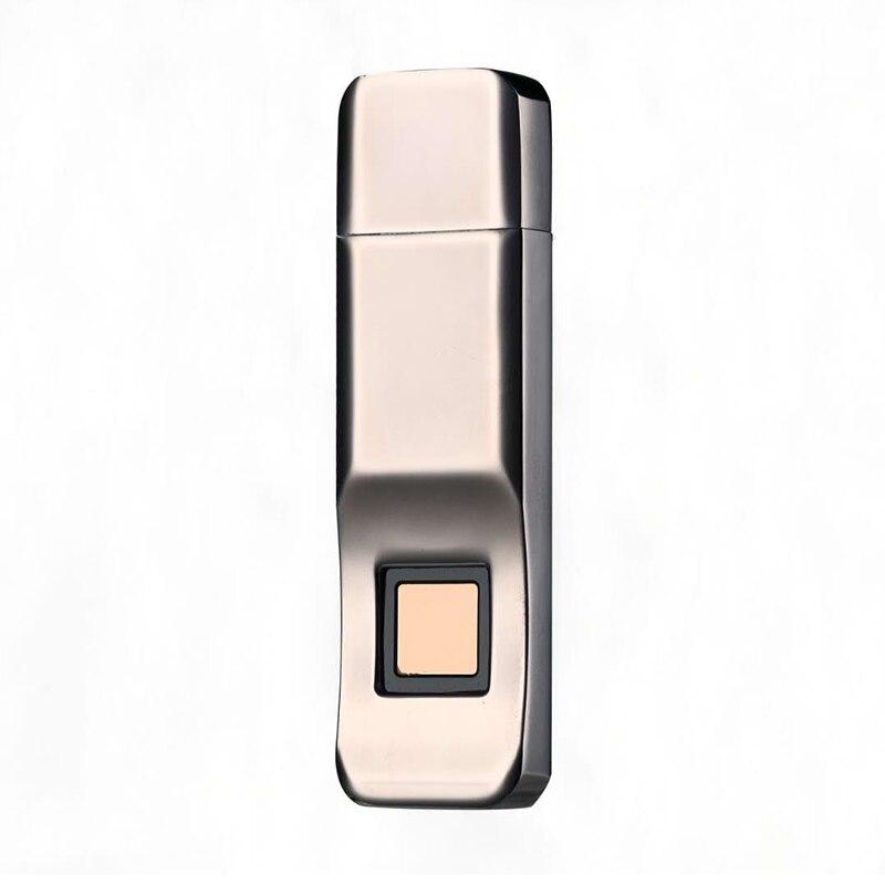Sécurité D'empreintes Digitales Cryptées 32 GB Haute-vitesse USB Flash Drive Biométrique Reconnaissance Lecteur Mémoire USB 3.0 Flash Drives Disque