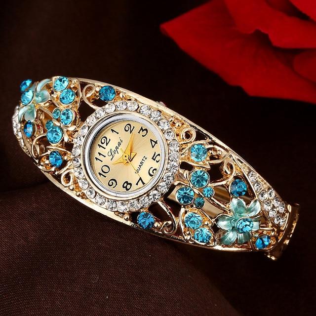 #5001 Leisure High Quality Woman Watch LVPAI Hot Sale Fashion Luxury Women's Wat