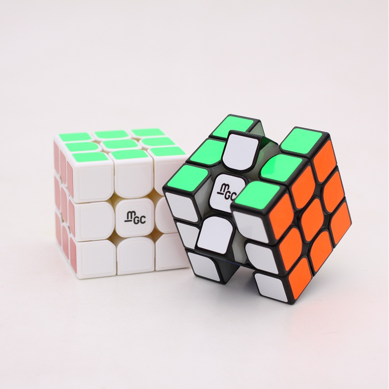 Hot Sell Original Yj Yongjun MGC M 3x3x3 2x2x2 Magnetic 2x2 MGC3 II V2 3x3 Speed Magic Cube Professional Twist Educational Toys