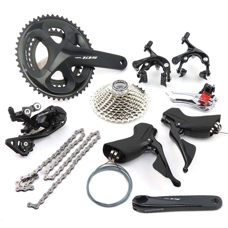 SHIMANO 105 R7000 Road Bike Variable Speed Brake Set 2x11S 22speed