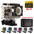 GOLDFOX SJ4000 Style 1080P Full HD Sport DV Wifi Mini Action Cameras 2.0 inch LCD Screen 30M Waterproof Mini Camcorder Bike Helm