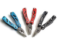 24 Multifunctional Folding Knife Plier Pocket EDC Tools Fishing Pliers Outdoor Survival Combination Multitools Camping Knife