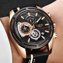 Waterproof Luminous Chronograph Men's Watches