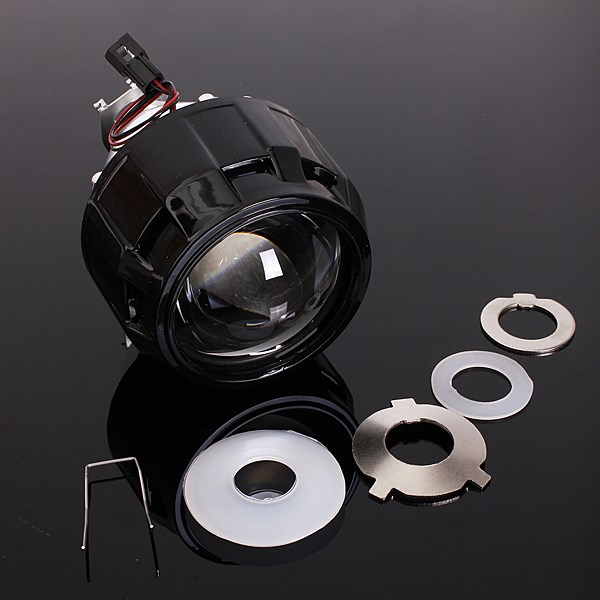 2.5 LHD Car Motor Bi-xenon For HID Projector Halo Lens Angle Eye Headlights видеорегистратор f880 lhd в самаре