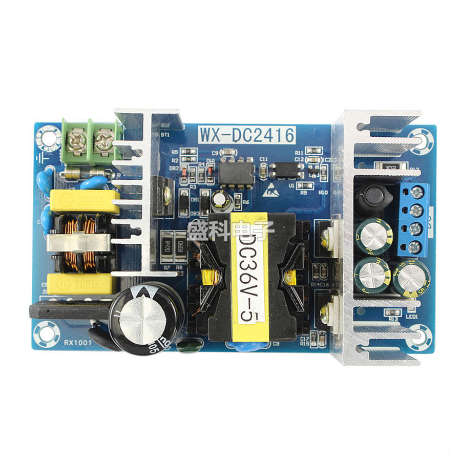 180W high power transformer Switching Power Supply Module Board AC100V-240V 50-60Hz to DC36V 5A dc power supply 36v 9 7a 350w led driver transformer 110v 240v ac to dc36v power adapter for strip lamp cnc cctv
