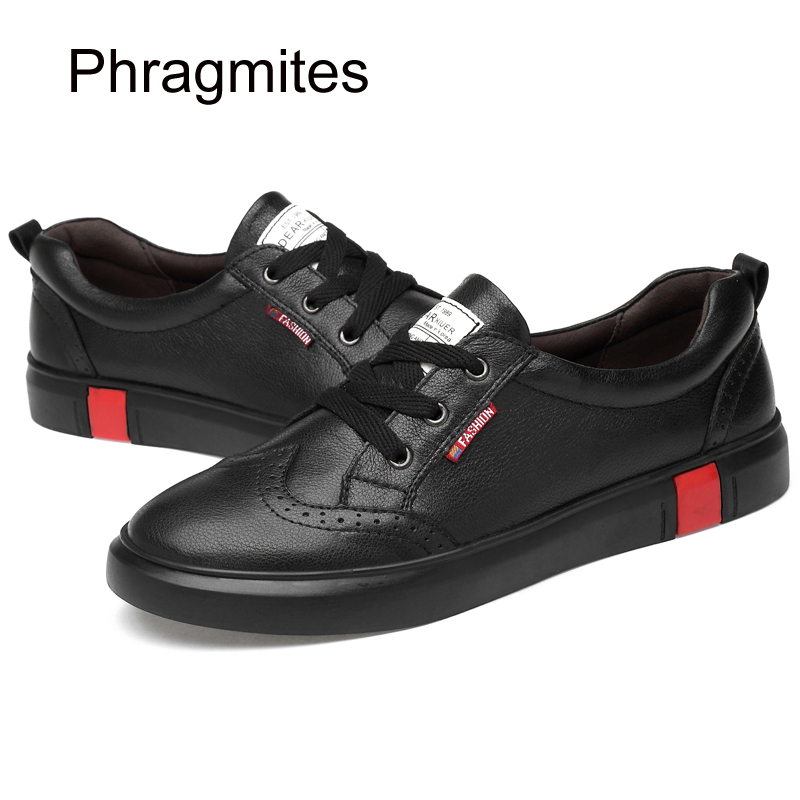 Trou Taille Chaussures Plats Phragmites Tenis Sneakers Feminino Petite White breathable Angleterre Black Talons Noir Espadrilles ivoire Cuir Mode Sculpté Blanc Vache En De 37 Coréen breathable HUH70