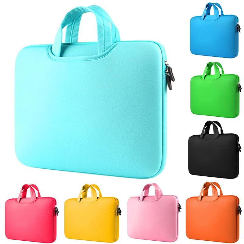 "13/"" Laptop Handle Sleeve Neoprene Bag Carry Case For Macbook Air 13.3 Pro Retina"