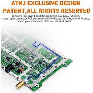Image 4 - 70dB GSM wzmacniacz sygnału komórkowego inteligentny ALC GSM 900mhz telefon komórkowy Repeater GSM 900 wzmacniacz telefon komórkowy połączenia odbiornik AS G1