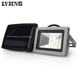 COB LED Solar Light Outdoor LE