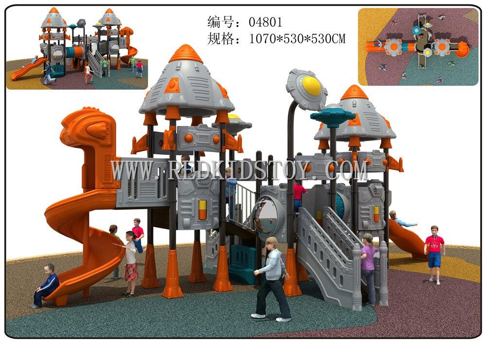 exportados para eeuu de calidad superior hermoso parque equipo del patio grande juegos