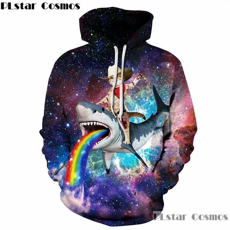 Black Hole Stars Funny3D Print Hoodies MenWomen Casual Pullover Sweatshirts Tops