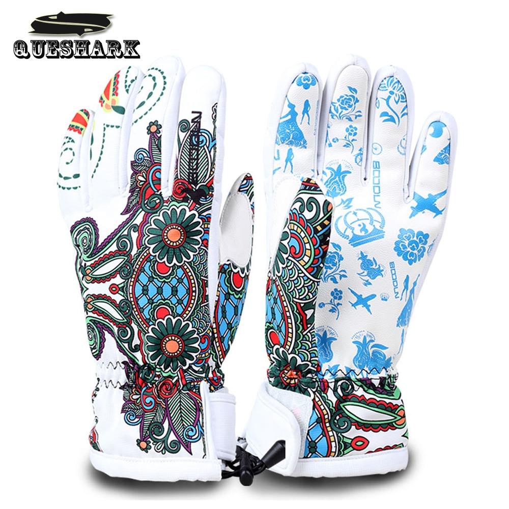 Winter Warm Windproof Ski font b Gloves b font Outdoor Sports font b Motorcycle b font