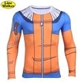 \ Línea Walker \ T Shirt Anime Personajes de Naruto cospaly Adultos 3D HOMBRES Camiseta Ocasional homme camisa de compresión titness gymshark