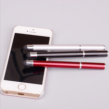 Touch Pen custom logo text  ,executive gifts company logo ,For Phone Tablet for Samsung for iPhone writing smooth good quality цена 2017