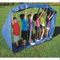 74*800 cm Crianças Senso de Cooperação Da Equipe Ao Ar Livre Treinamento Interativo Brinquedos Para As Crianças do jardim de Infância Brinquedos Educativos Jogos de Esportes