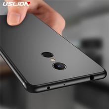USLION Case For Xiaomi 8 SE pocophone f1 6 6X Max 2 3 mix2 Note 3 Redmi 4X 4A 5A Redmi 5 Plus 5A For Redmi 6 6A PRO Soft TPU