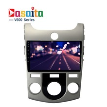 Dasaita 9″ Android 6.0 Car GPS Player for Kia Cerato Nazao Forte with Octa Core 2GB Ram Auto Radio Multimedia GPS NAVI 4G LTE