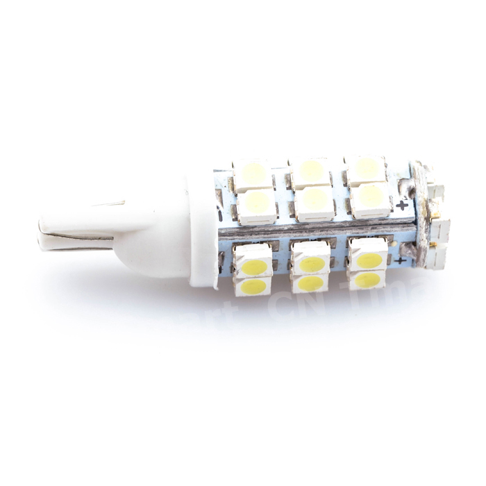 Big Promotion T10 168 194 501 W5W 28 SMD 1206 LED Pure White Car Auto Side Wedge Tail Lights Lamp Bulb DC12V футболка charmante футболка