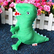 boy george Cartoon toy 17CM George Dinosaur Plush Stuffed Dolls Baby Toys Children Kids Friends Birthday Party Game Gifts