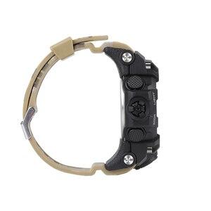 Image 5 - EX16S Smart Watch Camouflage Camo Sport Watch Men Running Step Passometer Sleep Monitor Call Reminder Stopwatch Waterproof Watch