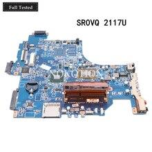 NOKOTION MB DA0HK9MB6D0 Main board For Sony Vaio SVF15 Laptop Motherboard E114139 HM70 SR0VQ 2117U DDR3