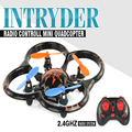 U207 Mini Helicóptero de Control Remoto RC Quadcopter Quadrocopter Flying Saucer UFO Drone Nueva PK CX-10a cx-10 V272 X12 H107