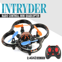 U207 Mini RC Quadcopter Afstandsbediening Helicopter Quadrocopter Vliegende UFO Schotel Drone Nieuwe PK CX-10a cx-10 V272 X12 H107