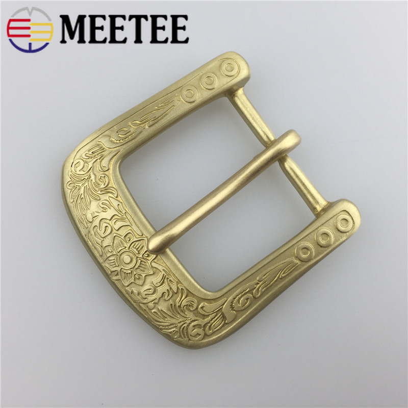 Apparel Sewing & Fabric Meetee 20pcs 29*16mm Flower Leaf Retro Metal Button For Coat Women Men Suits Buttons Decoration Diy Sewing Accessories Zk869
