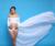 Moda Adereços Fotografia Fotografia de Maternidade Vestidos Roupas de Grávida Vestido de Chiffon de Maternidade Vestido de Maternidade