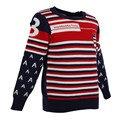 Kids Outerwear Coat 5 Styles Baby Boys Girls Cartoon Sweaters Kids Knitted Pullovers Long Sleeve Warm Clothes