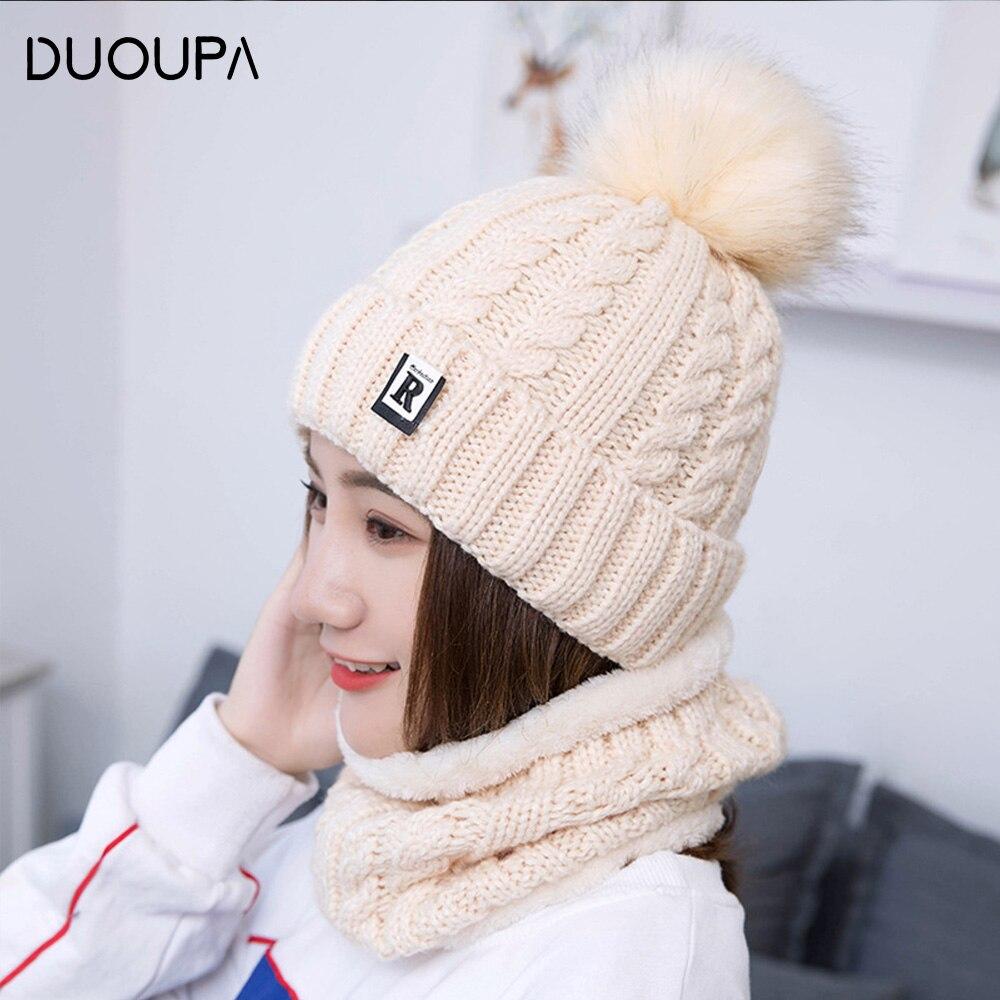 Hat female winter wool earmuffs plus velvet warm knit hat female bike windproof earmuffs cap head cap R standard cap