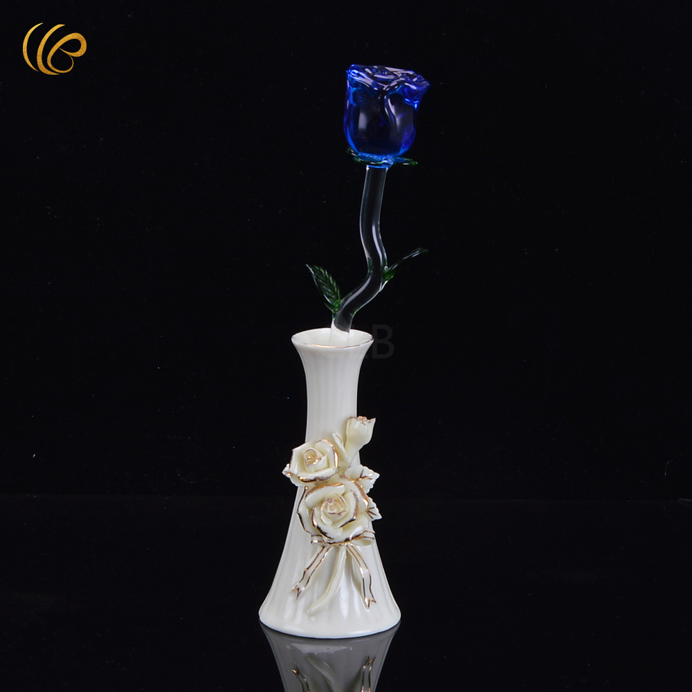 Popular crystal flower valentine buy cheap crystal flower valentine nice blue rose flowes history of valentine s day decorative flowers hot sale new year gifts izmirmasajfo Choice Image