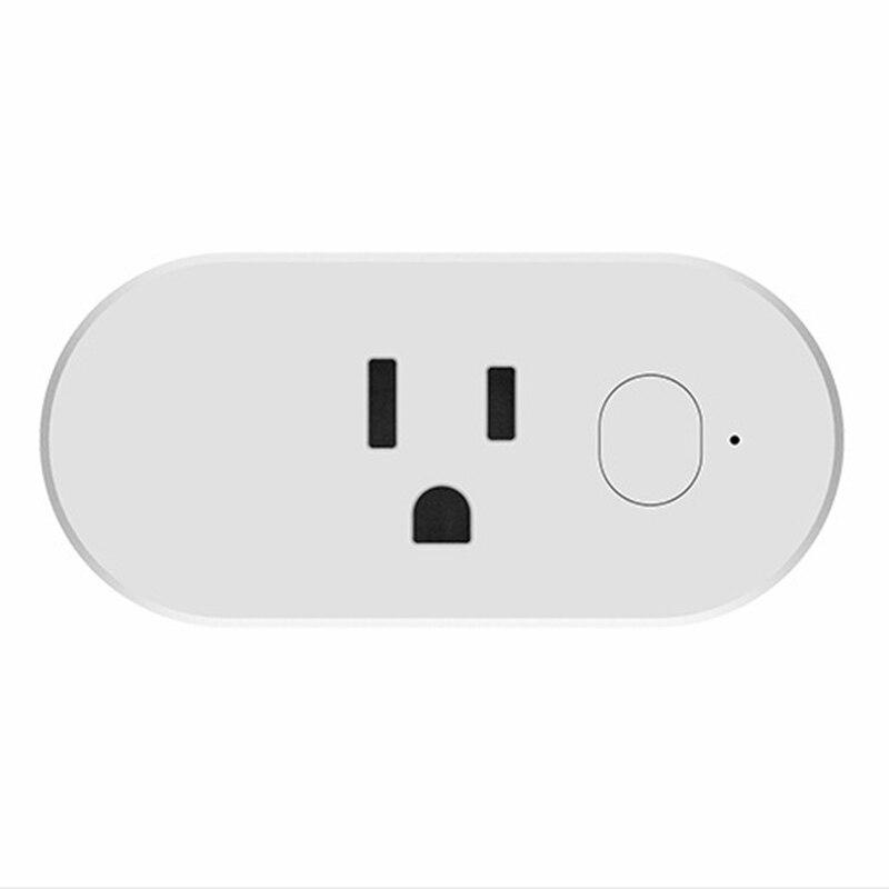 Réglementation AMÉRICAINE Smart Plug Compatible Wi-Fi Smart Sortie Alexa Echo Google Maison & IFTTT Compatible Contrôle À Distance et Sans Hub R